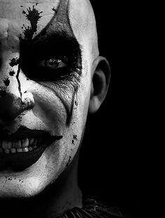 Clown by Danielle Tunstalll.