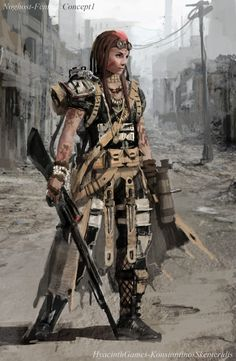 best post apocalypse costumes - Google Search