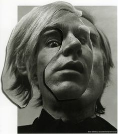 Arnold Newman ¦ Andy Warhol, 1973