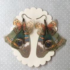 I Will Fly Away  Handmade Silk Organza by TheButterfliesShop