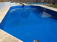 Malibu Blue Mosaic 27 Mil Pool Liner Pool Pool