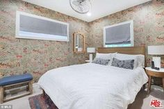 The decor has lends a homely feel to the house with a retro feel to some of the…