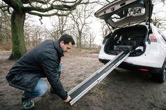 Kutyajó a Nissan X-Trail családi kalandokhoz
