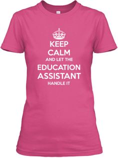 Limited Edition - EDUCATION ASSISTANT