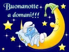Allora Buongiorno e. Gifs, Good Night Moon, Stars And Moon, Donald Duck, Good Morning, Disney Characters, Fictional Characters, Snoopy, Facebook