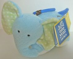 Carter's Just One Year Blue Plush Elephant Lights Music by Carter's. $16.99. Musical/Light Up Blue Elephant By Carter's.