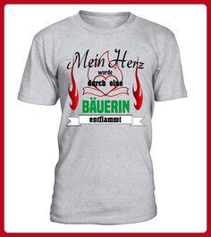 Mein Herz Buerin - Shirts für ehemann (*Partner-Link)