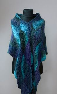 Stitch by stitch Knitted Bags, Shawls, Scarves, Stitch, Knitting, Crochet, Sweaters, Fashion, Knitting And Crocheting
