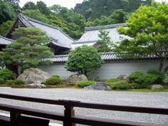 Ryōan-ji, Kyoto, Japan