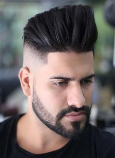 Quiff Hairstyles For Men 2018-2019