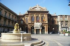 Teatro Massimo Vincenzo Bellini, Catania.