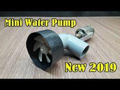Electronics Mini Projects, Diy Electronics, Diy Water Pump, Ram Pump, Homemade Machine, Water Plumbing, Homemade Tractor, Water Energy, Roof Installation