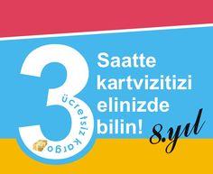 Paniğe gerek yok! 3 saatte kartvizitinizi elinizde bilin http://www.acilkartvizitistanbul.com #acilkartvizit