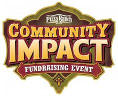 Fundraise for your favorite local charity or cause. Read more about Community Impact Fundraising Events and other ways Pizza Ranch helps local communities.