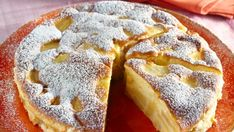 Italienischer Apfelkuchen Italian apple pie Related Post Daelmans Stroopwafel Minis Chef John's Zabaglione Covered apple pie with crispy topping Mulled wine Apple Crumble recipe Flan Cake, Pie Cake, No Bake Cake, Pudding Desserts, Pudding Recipes, No Bake Desserts, Romanian Desserts, Romanian Food, Tart Recipes