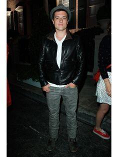 Josh Hutcherson. Mmmmmm I seriously have it BAD for him.