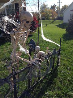 Hanging in the graveyard. Bones, Fun, Dice, Legs, Hilarious