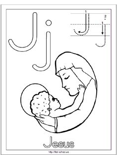 Jesus and the children sacred heart catholic coloring for Sacred heart of jesus coloring page