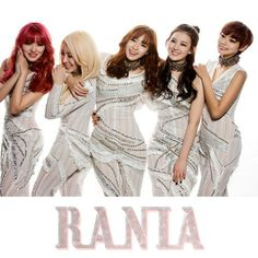 """[Updated] RaNia makes their return with """"Just Go"""" MV   album   making-of video"""