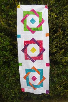 Lisnaweary Quilts: Hippy Square Tutorial