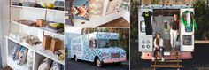 All you need is a Doritos truck and a dream. Drawn to the allureof a mobile and consequently rent-freebusinesslike countlessfood truck entrepreneurs before them, childhood besties Karolina Jasinski and Kora Pridy built their very ownsartorial store on wheels, packing a change room and 300-plus jewellery, clothing and home décor items into just 310 square feet. …