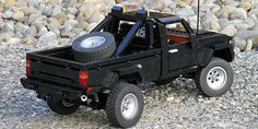 This Lego Toyota pickup is better than Marty McFly's  - RoadandTrack.com