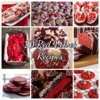 http://marilynstreats.com/10-red-velvet-recipes/