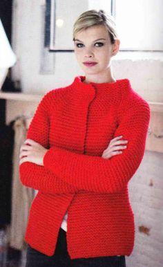 La Maison de Victor partage sur son site de très jolis modèles de tricots pour toute la famille ! Un modèle pour