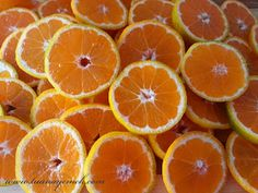 TUANA MUTFAK: MANDALİNA REÇELİ Dessert, Mandala, Orange, Fruit, Food, Pasta, Jelly, Gelee, Meal
