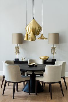 57 Modern Home Decor To Update Your Living Room – Home Decoration Experts 57 Modern Home Decor To Update Your Home Modern, Modern Room, Interior Design Boards, European Home Decor, Tom Dixon, Home And Deco, Dining Room Design, Dining Area, Eclectic Decor