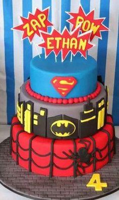Hereos Cake #hereos