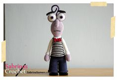 Sabrina's Crochet: Crochet pattern Fear (Inside Out) she has all these characters and many more free