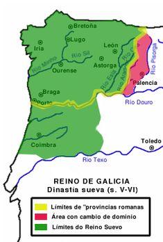 mapa de españa broma - Buscar con Google European History, World History, Map Of Spain, Iberian Peninsula, Historical Maps, Genealogy, Planer, Visigothic, Ancestry Dna