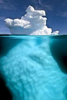 Amazing Iceberg, Pleneau Bay Antarctica   The World is Yours