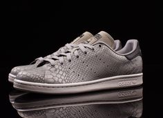 """adidas Originals """"Fashion Week"""" pack includes #StanSmith in exotic metallic prints"""