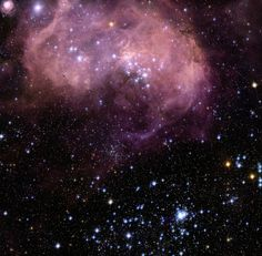 Hubble Captures Bubbles And Baby Stars by NASA Goddard Photo and Video, via Flickr