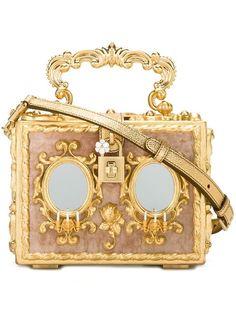 c50a6009a79e Dolce   Gabbana Baroque Box Clutch - Farfetch