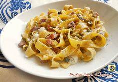 Tagliatelle dello chef | Profumi Sapori & Fantasia