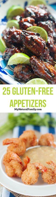 25 Gluten Free Appet