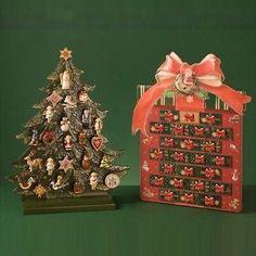Villeroy and Boch limited edition Advent Calendar 2010 edition | #1476743576