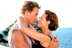 True Lies (1994). Arnold Schwarzenegger and Jamie Lee Curtis.