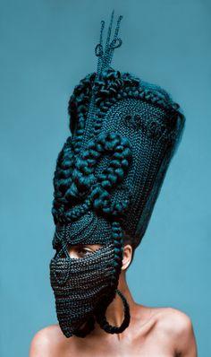Diaw Diallo: L'art des tresses - The arts of braids