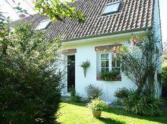 Vakantiehuis PC48 in Pas de Calais, Noord-Frankrijk. Romantisch ingericht vrijstaand huis.