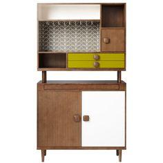 larder cabinet by Orla Kiely.