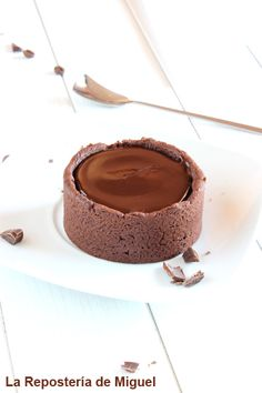Trufa de Chocolate Tarts | Cocinar en casa es facilisimo.com