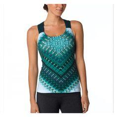 prAna Phoebe Top $65, Re-Pin to win! #yoga #fitness #bluesign #recycled #madeinusa