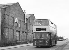 1977 Coventry bus AND factory building reference
