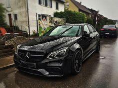 Mercedes E63s AMG W212