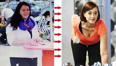 Minus 40 Kilo: Parallel zum Entschluss, schlank zu werden, verliebte sich unsere Leserin bis über beide Ohren. Und verfolgte mit der gleichen Leidenschaft auch ihren Abnehmplan. Das Ergebnis: minus 40 Kilo in 12 Monaten – und nach wie vor Schmetterlinge im (flachen) Bauch. www.womenshealth.de/heldinnen