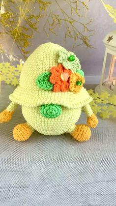 Knitting Toys, Knitting Ideas, Handmade Ideas, Handmade Toys, Crochet Ideas, Crochet Projects, Pattern Design, Free Pattern, Jute Crafts